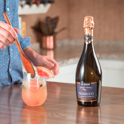 Bubbly Grapefruit Nojito