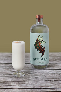 Seedlip's Alternative Eggnog
