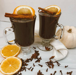 Boozeless Mulled Wine
