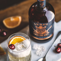 Lyre's Whiskey Sour