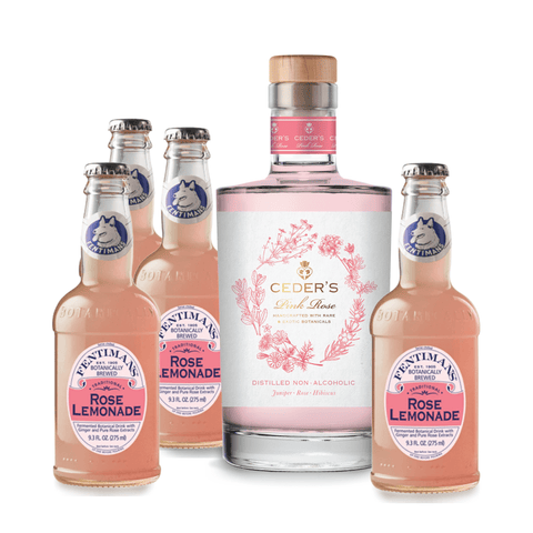 Pretty in Pink Ceder's Gin
