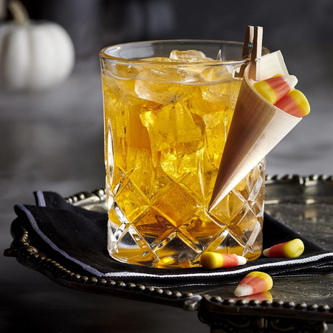 Candy Corn Old Fashioned