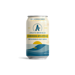 Athletic Brewing Cerveza Atletica Non-Alcoholic