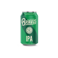Bravus Brewing IPA | 6 pack - BetterRhodes Non-alcoholic