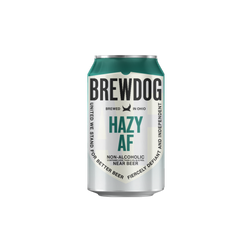 Brewdog Hazy AF | 6 pack - BetterRhodes Non-alcoholic