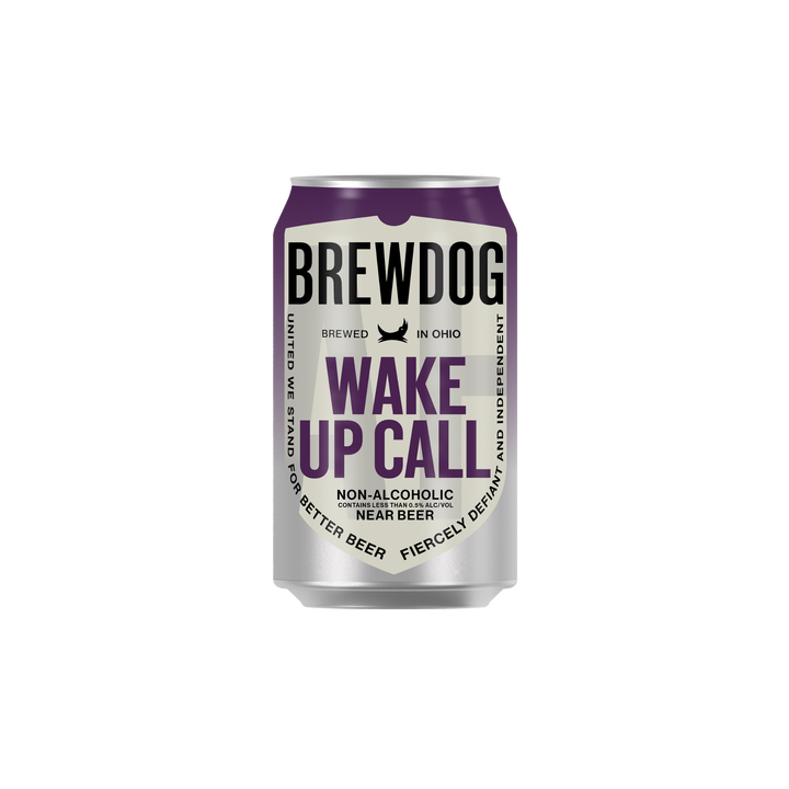 Brewdog Wake Up Call Non Alcoholic