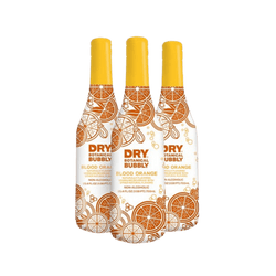DRY Blood Orange Botanical Bubbly (3 Pack) - BetterRhodes
