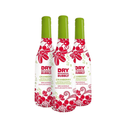 DRY Cranberry Botanical Bubbly (3 Pack) - BetterRhodes