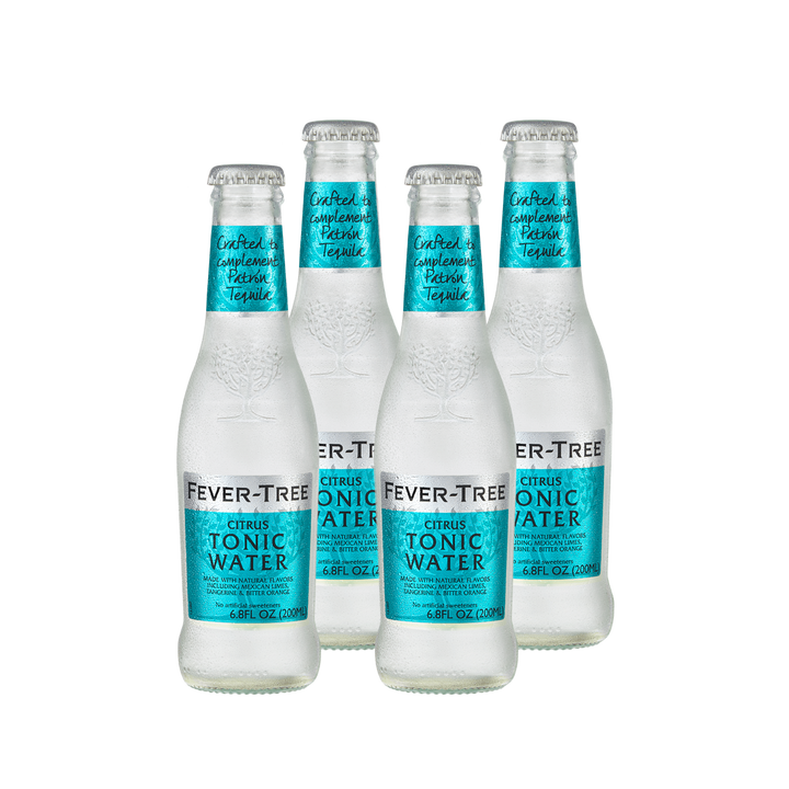 FeverTree Citrus Tonic Water 4-Pack. Better Rhodes Non-alcoholic