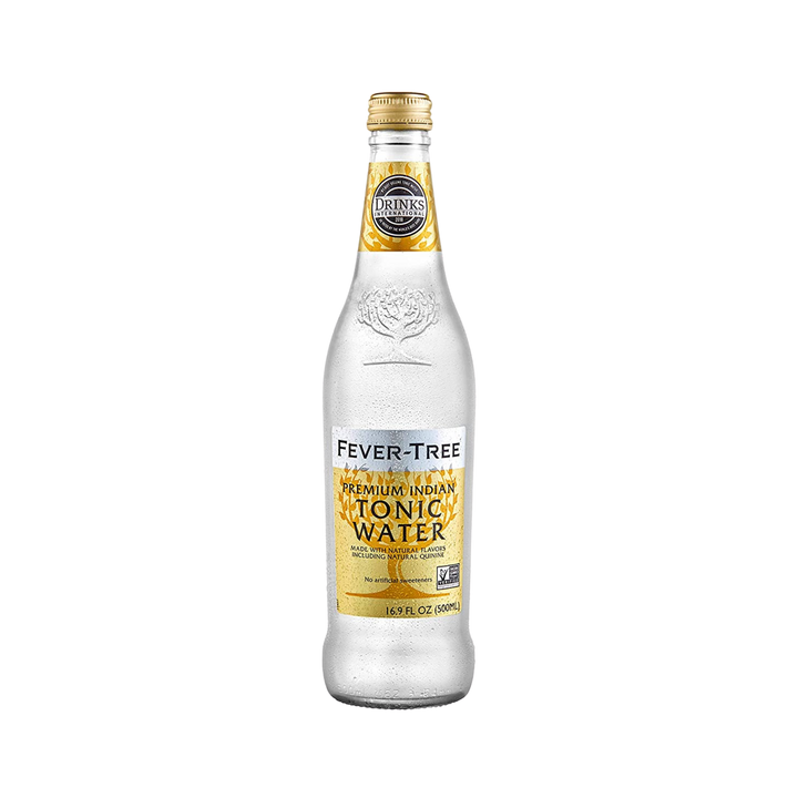 Fever Tree Premium Indian Tonic Water Non Alcoholic