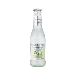 Fever Tree Cucumber Tonic Water Non Alcoholic