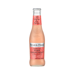 Fever Tree Pink Grapefruit Tonic Water Non Alcoholic