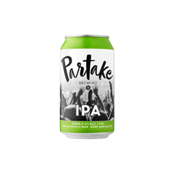 Partake Brewing's IPA I 6 Pack - BetterRhodes Non-Alcoholic