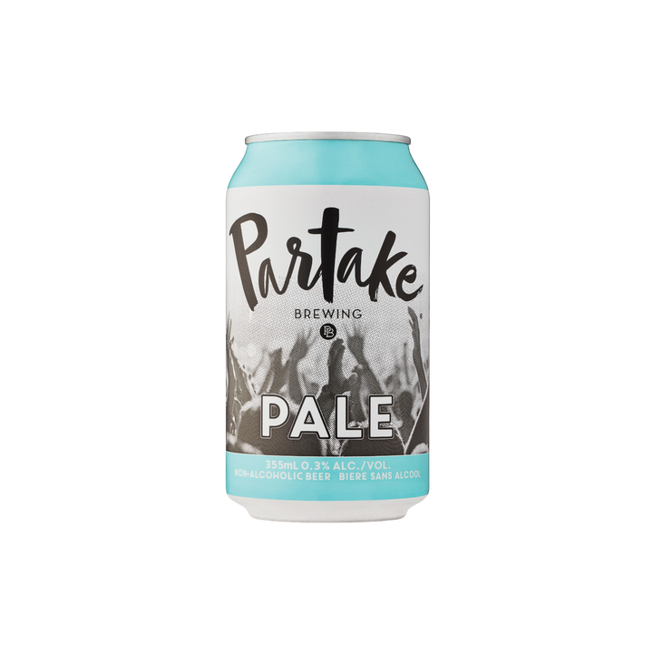 Partake Brewing Pale Non Alcoholic