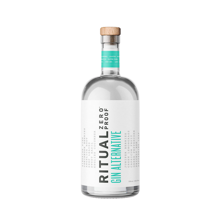 Ritual Zero Proof Alternative Non Alcoholic