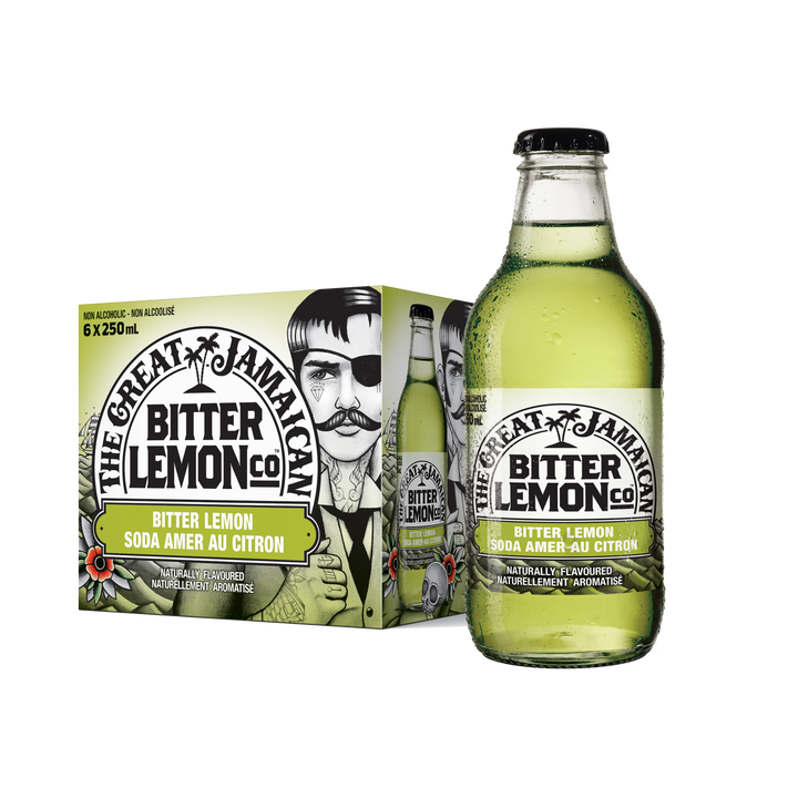 Great Jamaican Bitter Lemon | 6-pack
