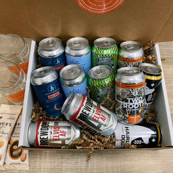 Matt & Mike Beer Box