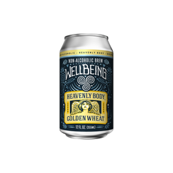 WellBeing Heavenly Body Golden Wheat Non Alcoholic