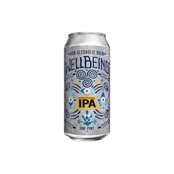 WellBeing Intentional IPA Non Alcoholic