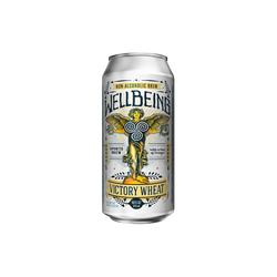 WellBeing Victory Citrus Wheat + Electrolytes | 4 Pack - BetterRhodes Non-Alcoholic