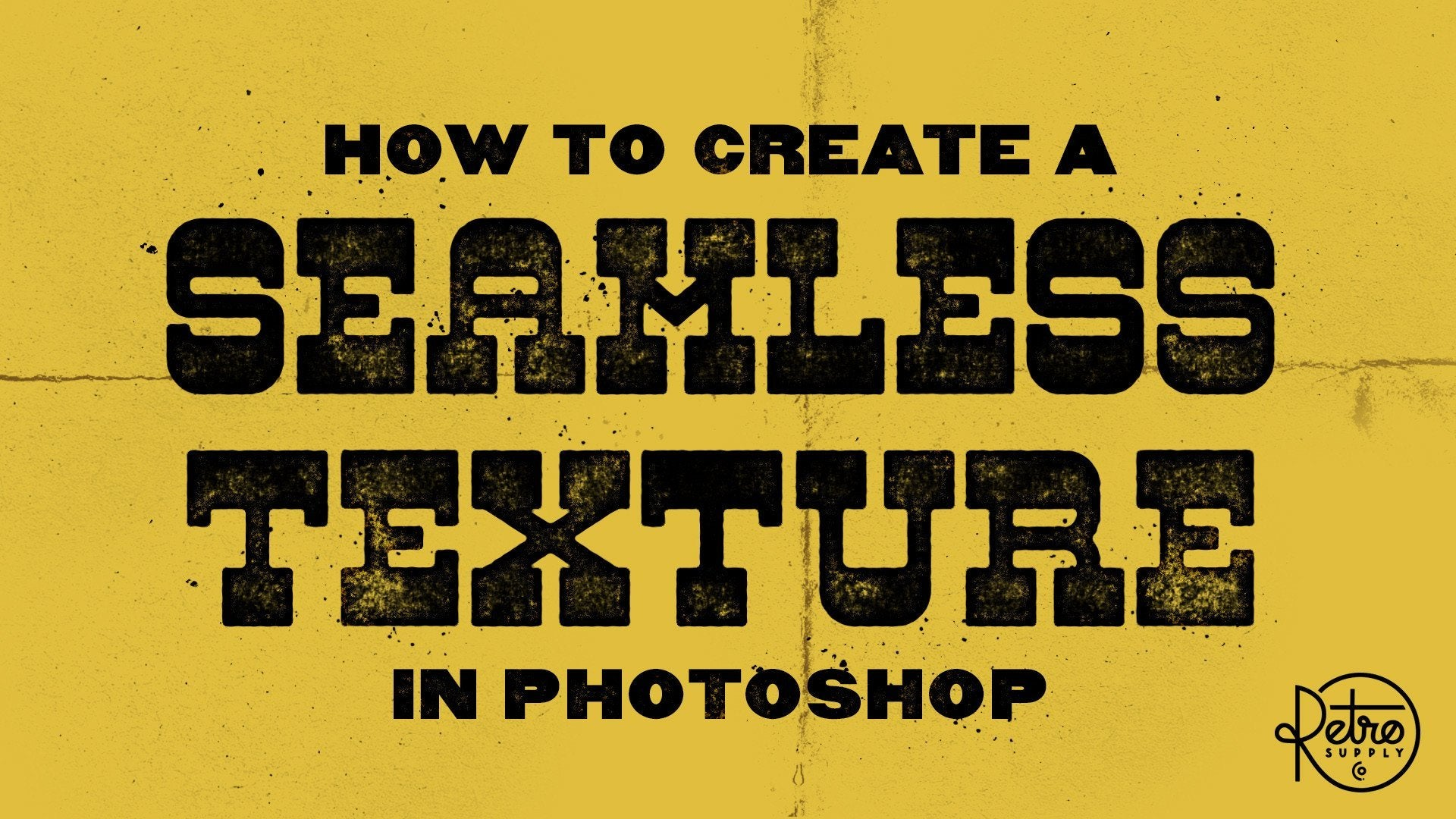 How to Create a Seamless Texture in Photoshop