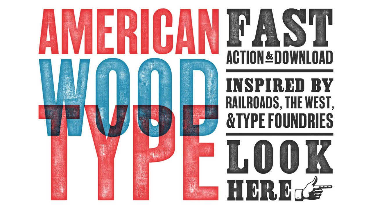 How to Create a Vintage Wood Type Effect in Photoshop