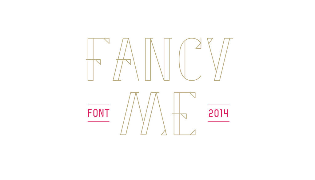 Free Retro and Vintage Fonts: Fancy Me