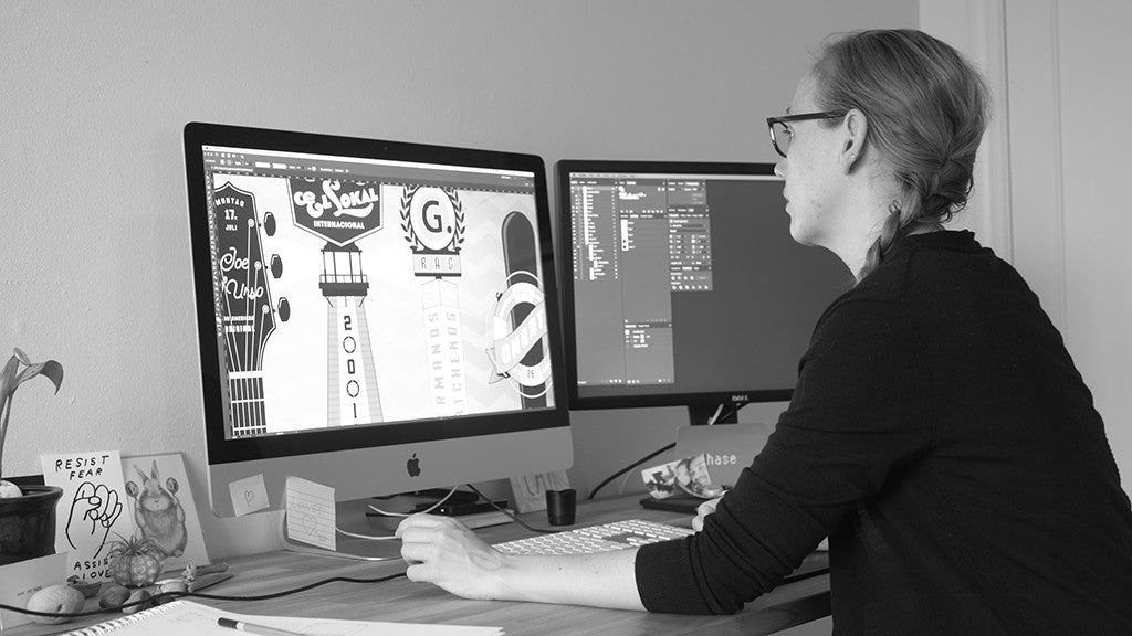 Creative Giants: Jeana Hadley, Sealevel studio