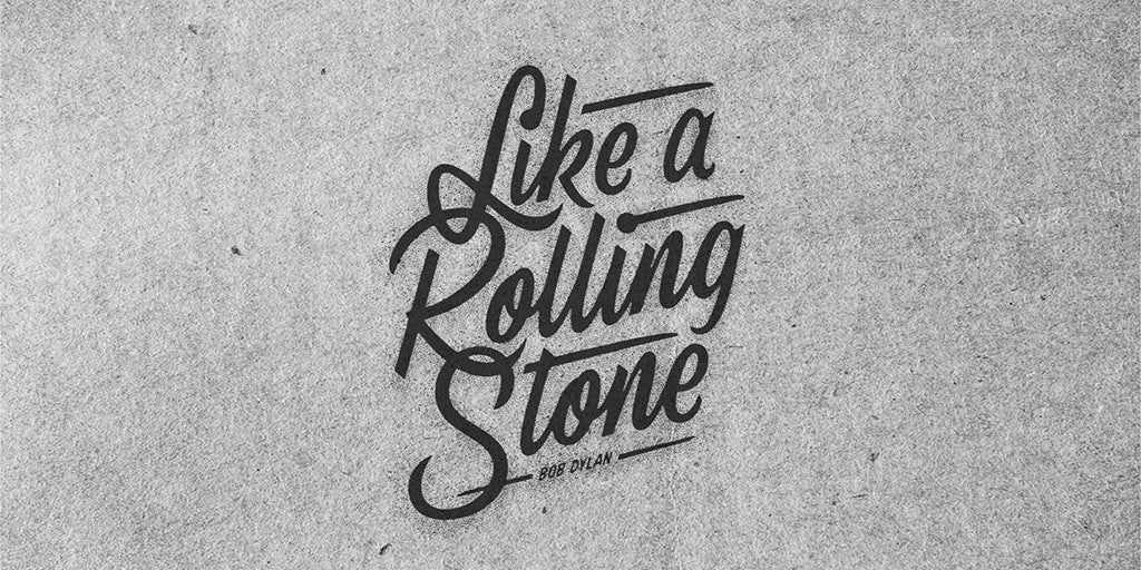 Creative Giants: Bob Ewing, Like a rolling stone