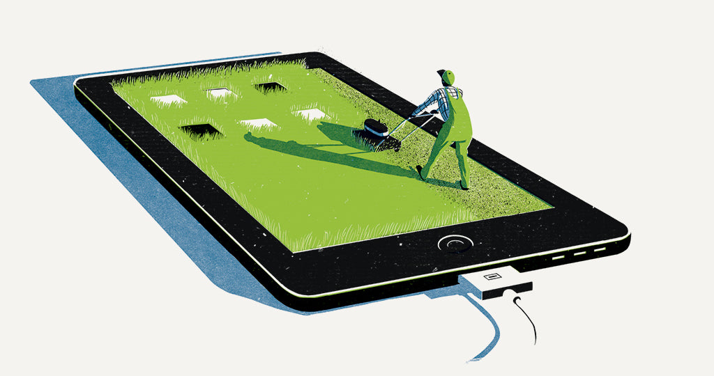 Win more clients: New Scientist illustration, Daniel Stolle