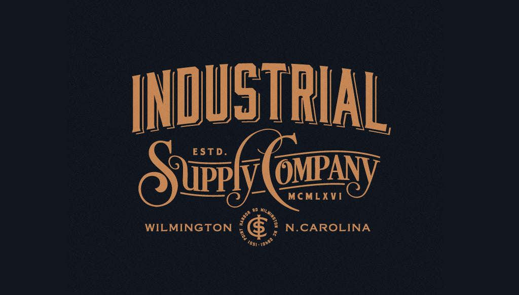 20 of the best retro and vintage logos retrosupply co for Best industrial design companies