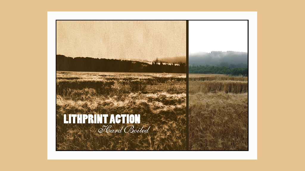 Free Retro and Vintage Photoshop Actions: Lithprint