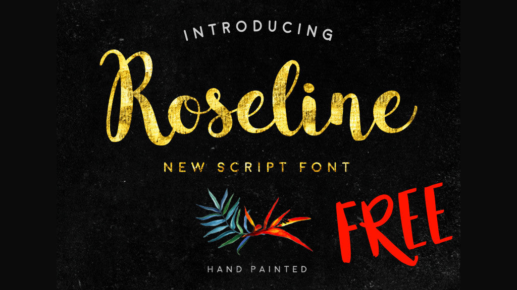 60 Free Retro and Vintage Fonts