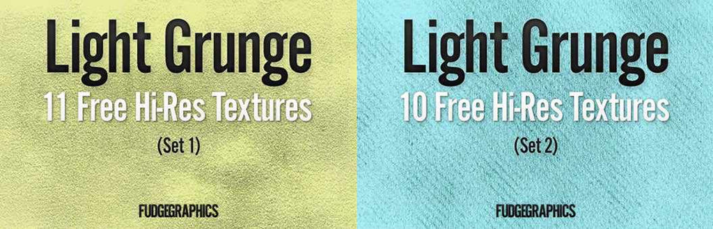 Free retro and vintage textures: Hi-Res Light Grunge Textures