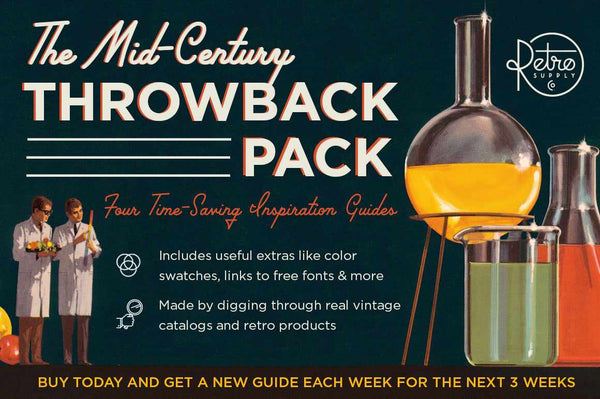 The Mid-Century Throwback Pack