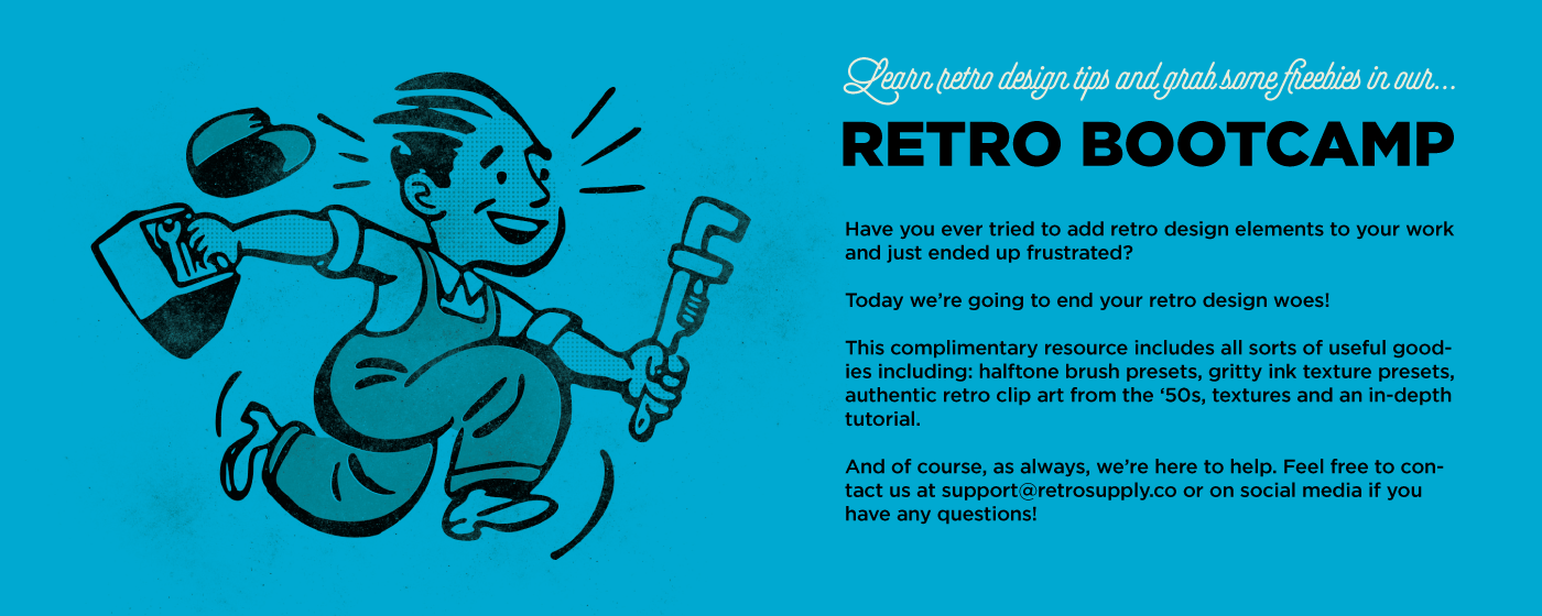 Retro Bootcamp by RetroSupply