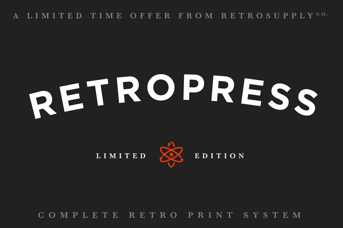 RetroSupply Texture Lab