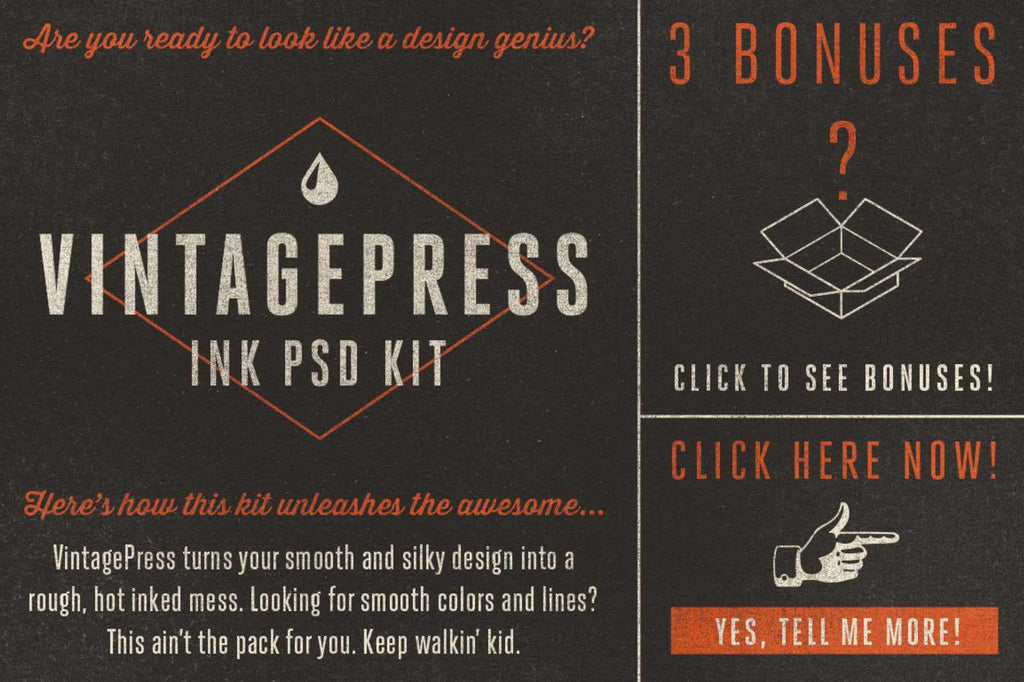 Win more clients: RetroSupply VintagePress