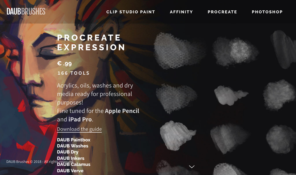 The Best Procreate Brushes to Download – Free and Premium
