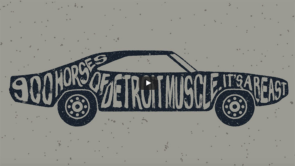 Retro and vintage typography tutorials in Photoshop and ...