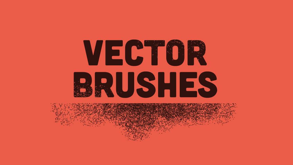 The Best Free Illustrator Brushes for Retro and Vintage Effects