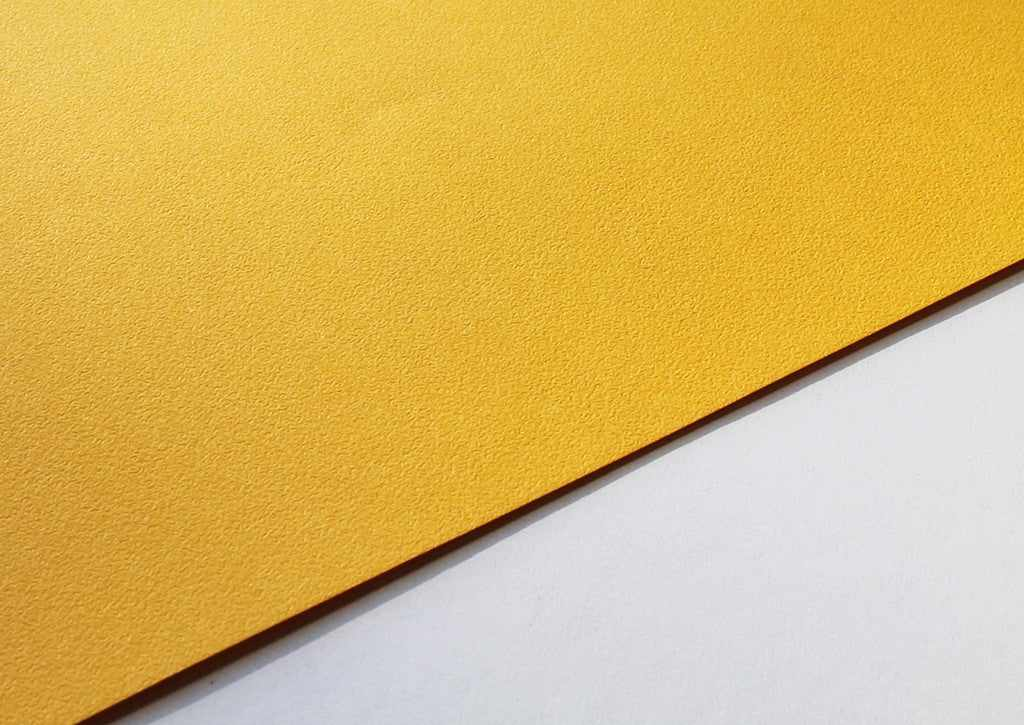 Creative Giants: French Paper, yellow crystaline