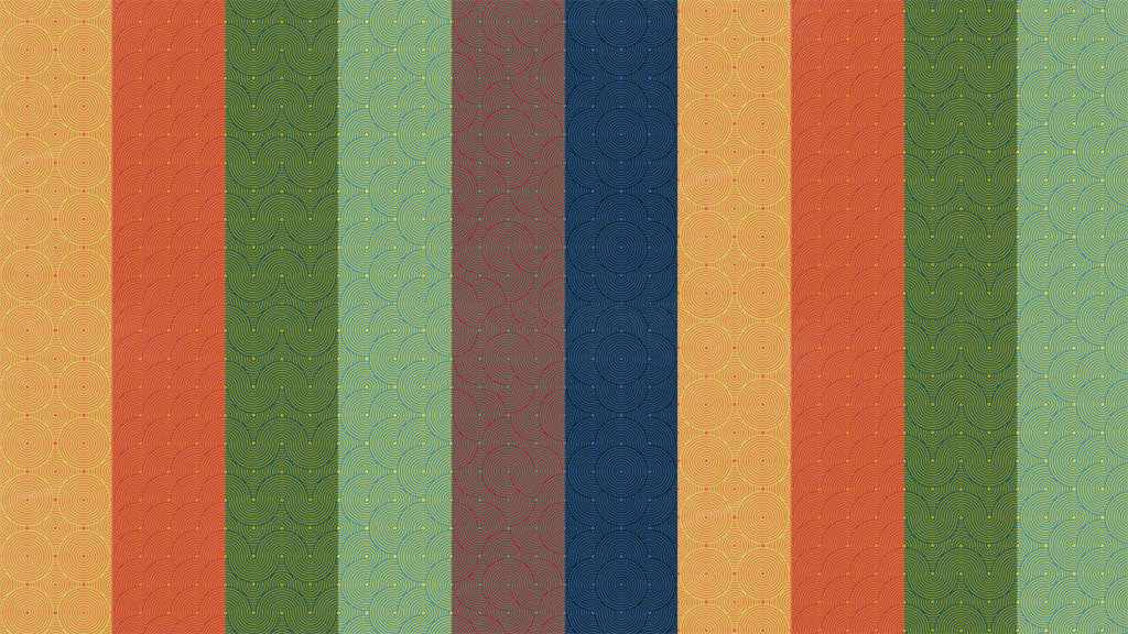 Best free retro and vintage resources: ribbon pattern