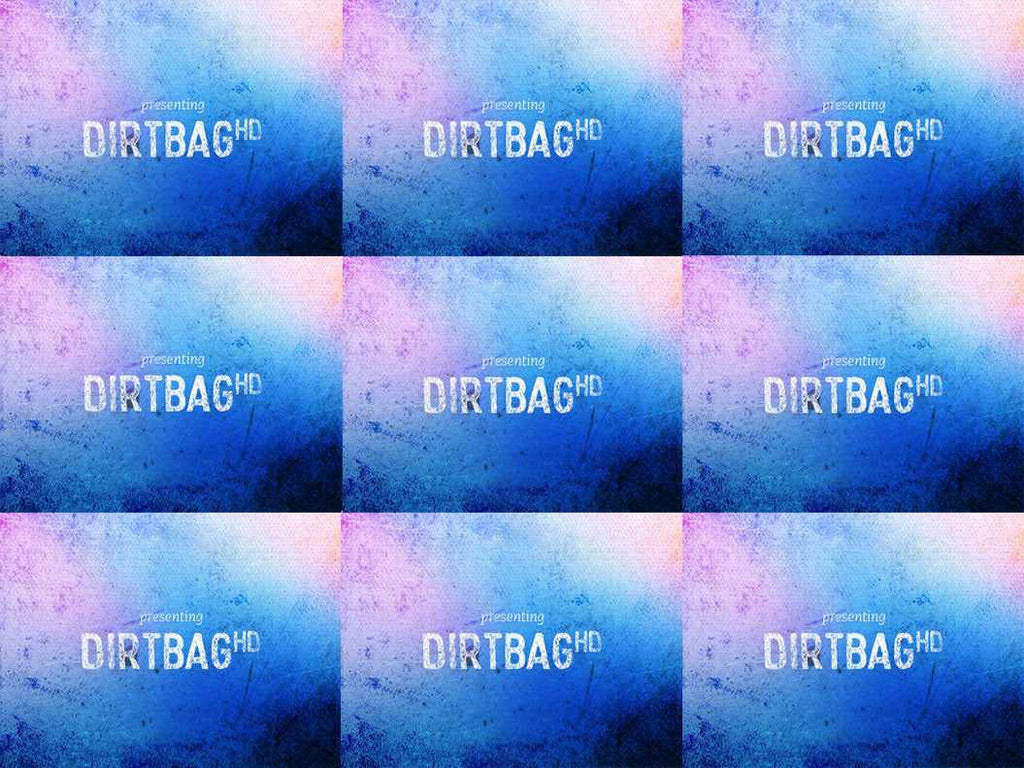 Free retro and vintage textures: Dirtbag