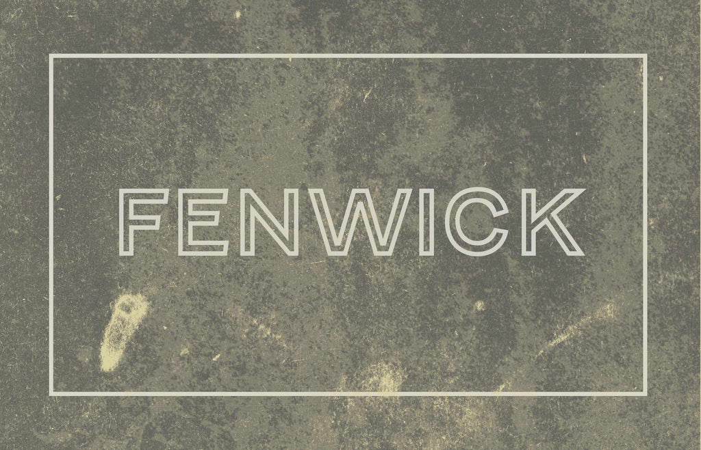 Free Retro and Vintage Fonts: Fenwick Outline