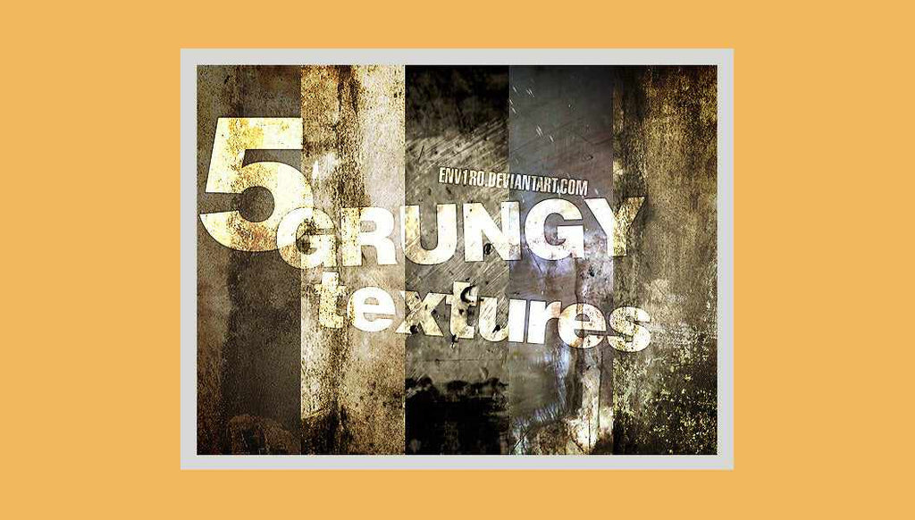 Free retro and vintage textures: grungy textures