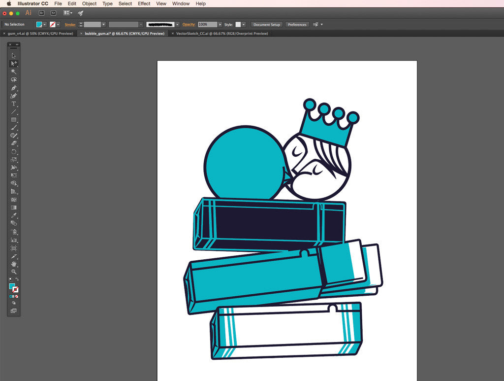 How To Create A Retro T Shirt Illustration Featuring Travis Price