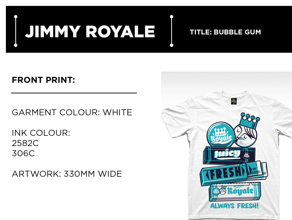 Specifying Print Specs For Screen Printing Retro T Shirt