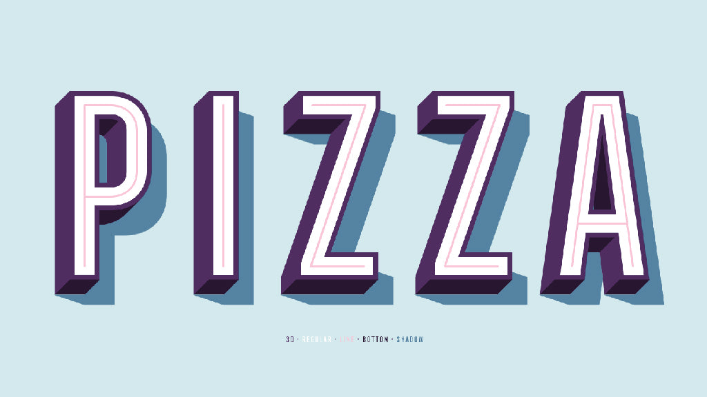 Make more money: Juri Zaech, typeface