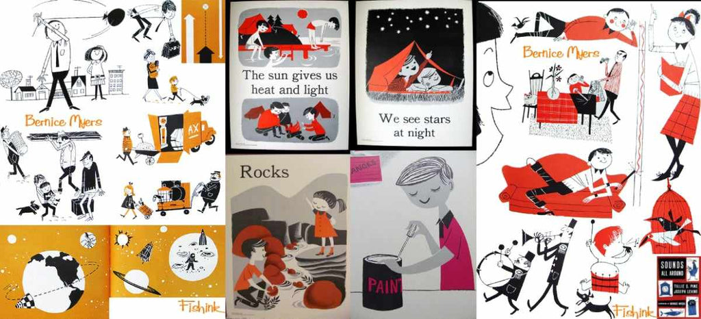 How to Make a 1960s Children's Book Illustration in Adobe